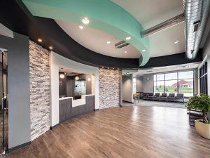 Johnson Orthodontics Interior - 02